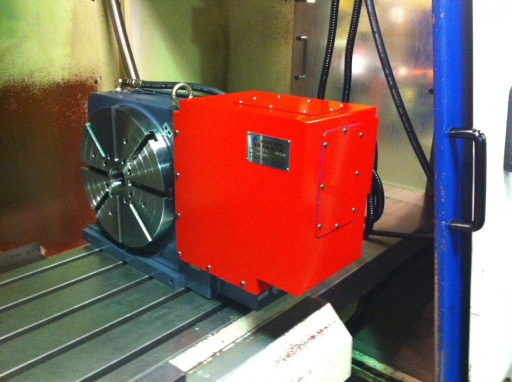 TD320H-H M-kodstyrd Installerad hos Herrströms Mek.Verkstad AB
