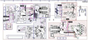 meritor layout color